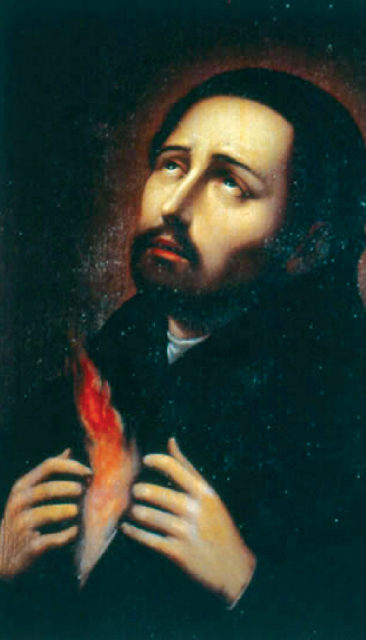 St. Francis Xavier Prayer Card
