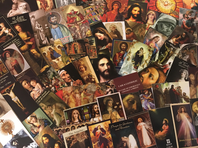 COMPLETE  PRAYER CARD SAMPLER***SAVE OVER 40%***
